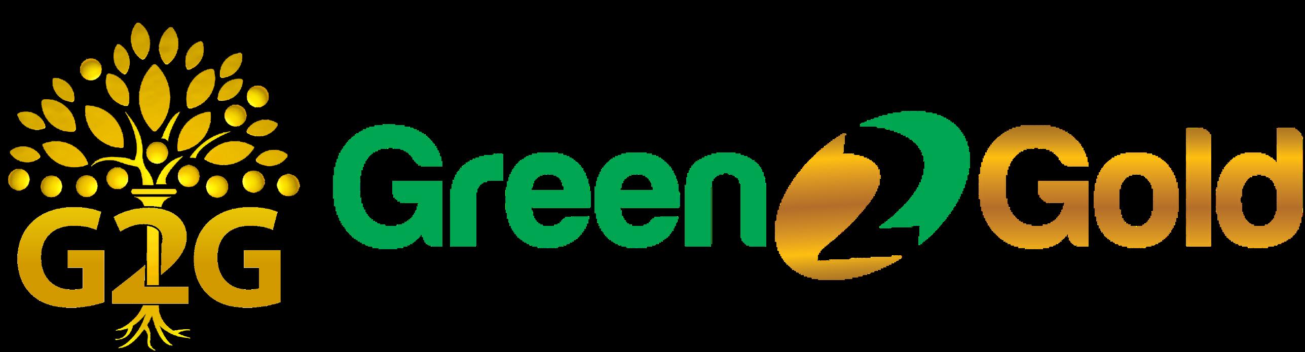 Green2Gold Logo
